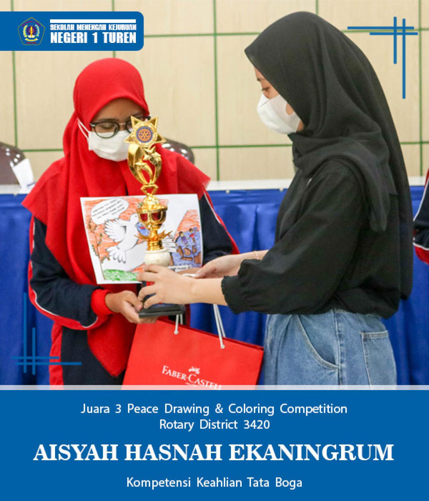 Rotary Aisyah Hasnah Ekaningrum