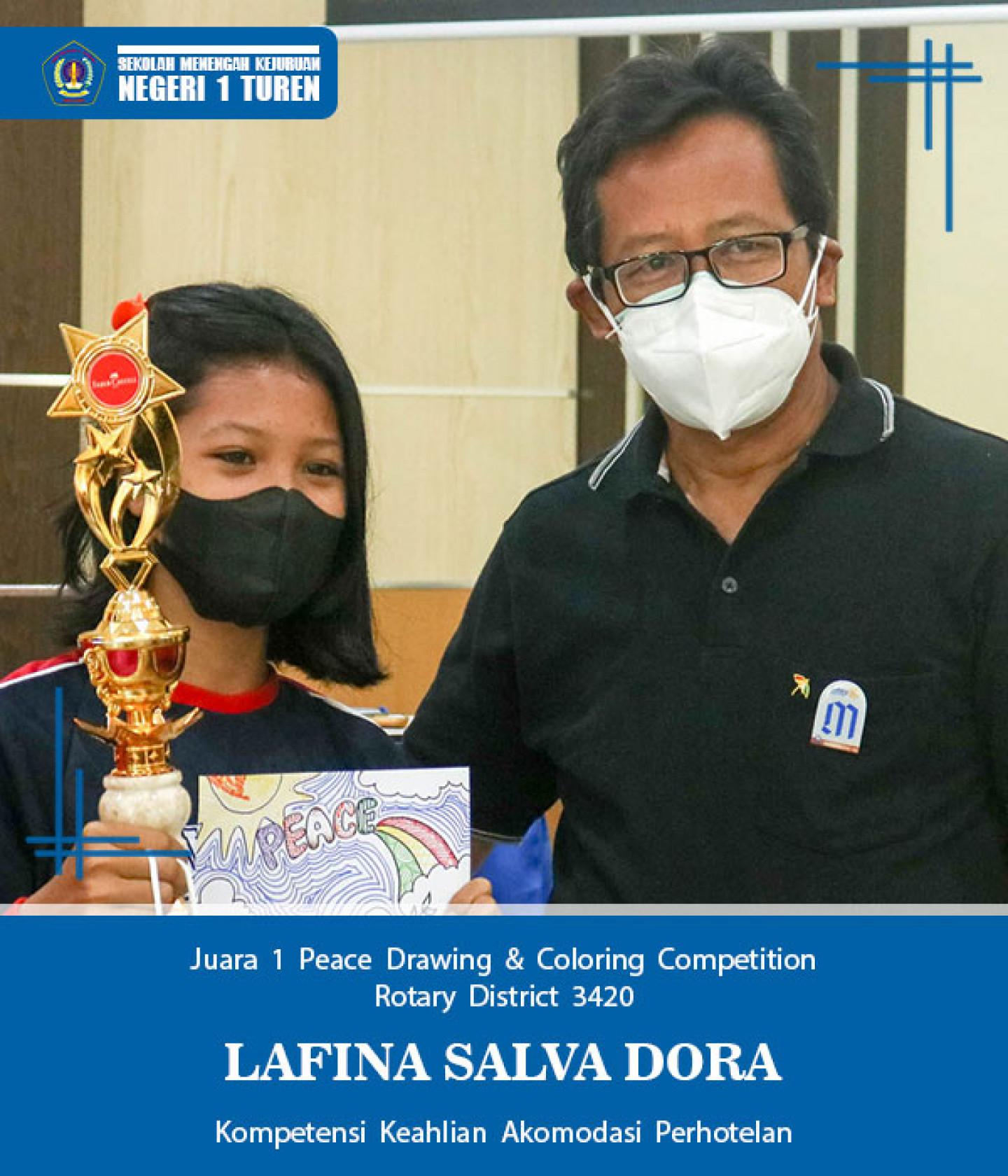 Rotary Lafina Salva Dora