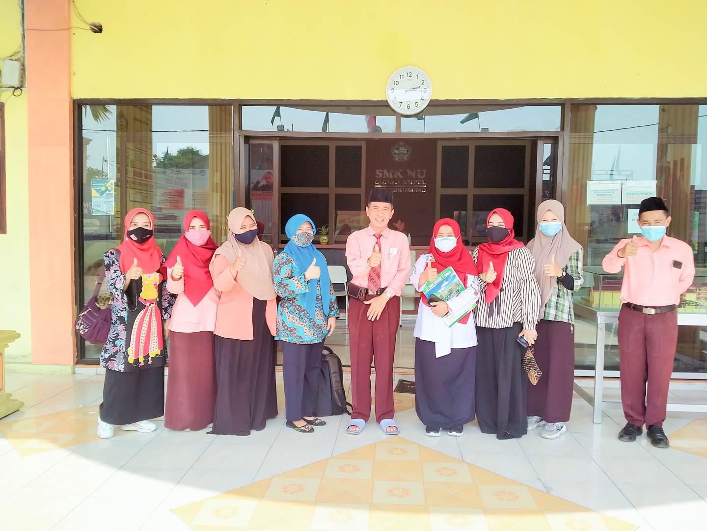 Kegiatan Studi banding SMK Negeri 1 Turen ke SMK NUSA (NU Sunan Ampel) Poncokusumo Kabupaten Malang