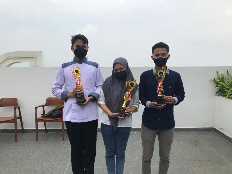 Peserta Didik Tata Boga SMK Negeri 1 Turen Borong Piala Lomba yang Diadakan IDUKA Hotel Rayz UMM Malang 2021