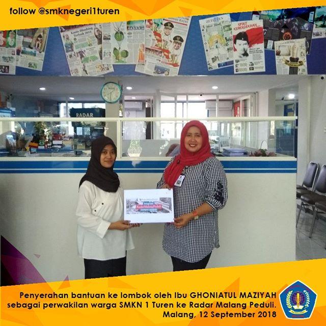 Galang Dana untuk Gempa Lombok