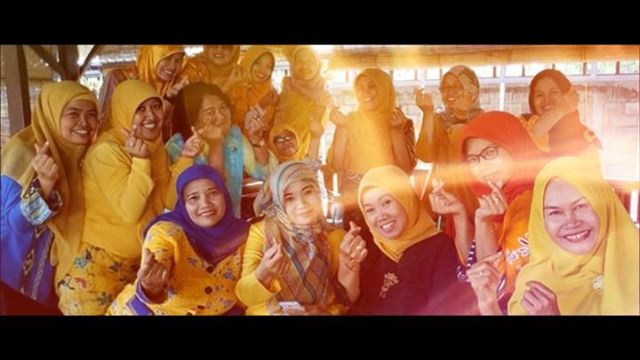 Eratnya Darma Wanita Persatuan SMKN 1 Turen