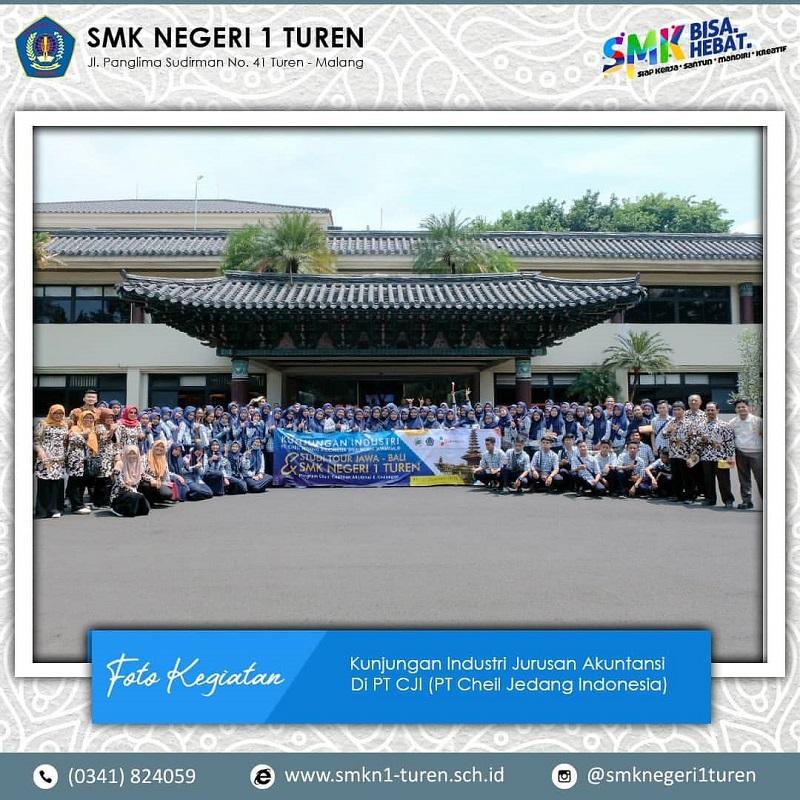 """Program Studi Akuntansi melaksanakan kegiatan """"Study Tour Jawa-Bali"""""""
